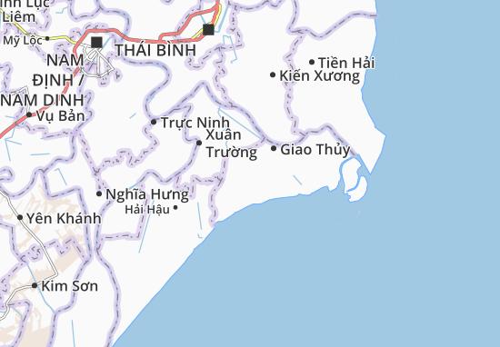 Carte-Plan Giao Châu