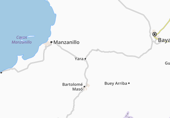 Mapa Plano Yara