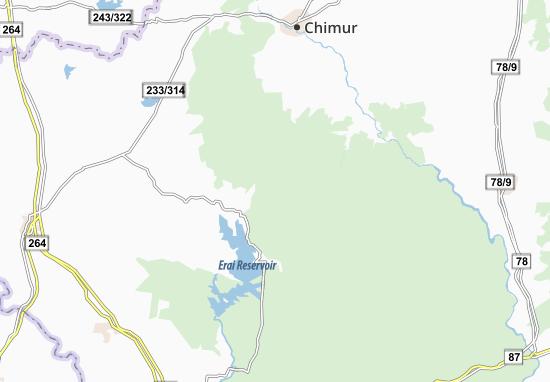 Khatora Map