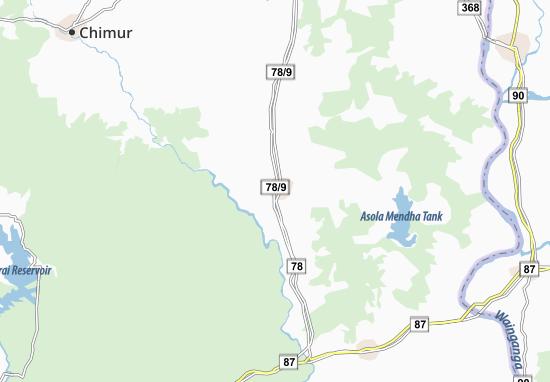 Mappe-Piantine Sindewahi
