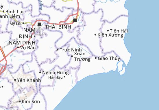 Xuân Trung Map