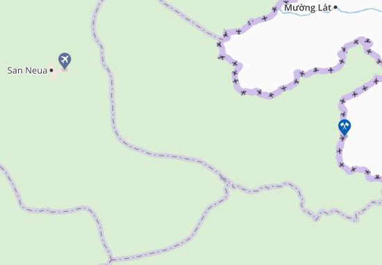 Mapas-Planos Xieng Mene