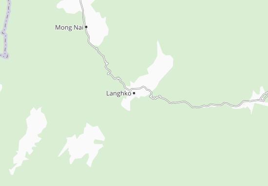Langhko Map