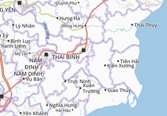 Mapas-Planos Vũ Chính