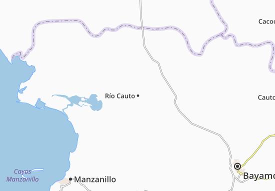 Mapas-Planos Río Cauto