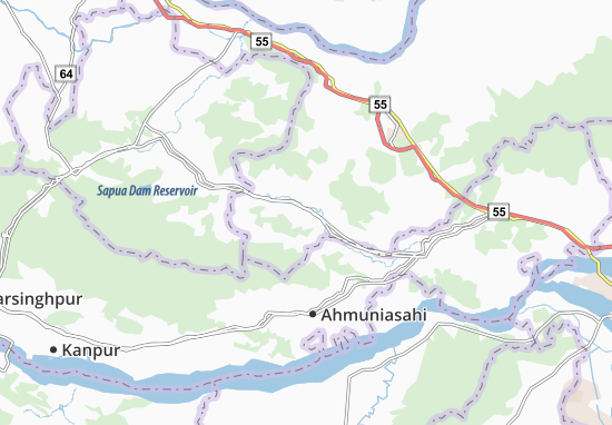 Mappe-Piantine Bhaupur