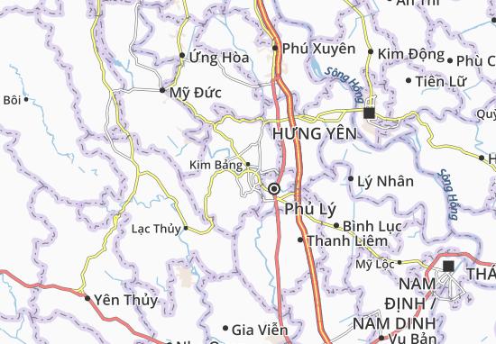 Thi Sơn Map