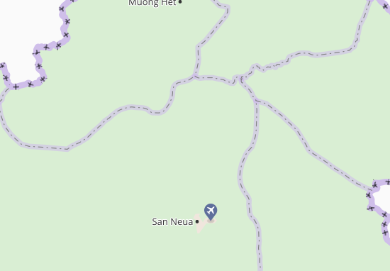 Ban Tat Lo Map