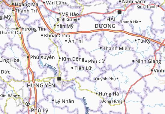 Carte-Plan Phan Sào Nam