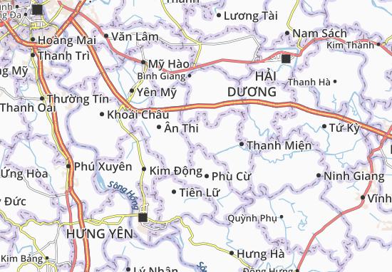 Carte-Plan Tân Trào
