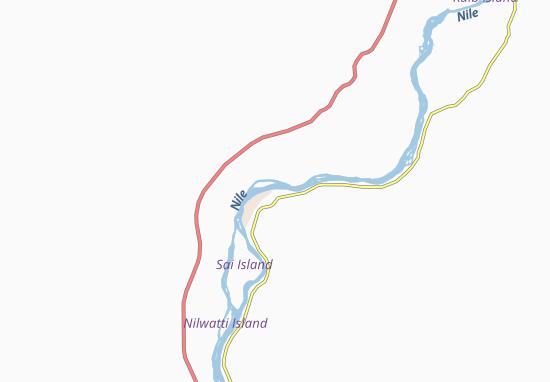 Carte-Plan Amara-East