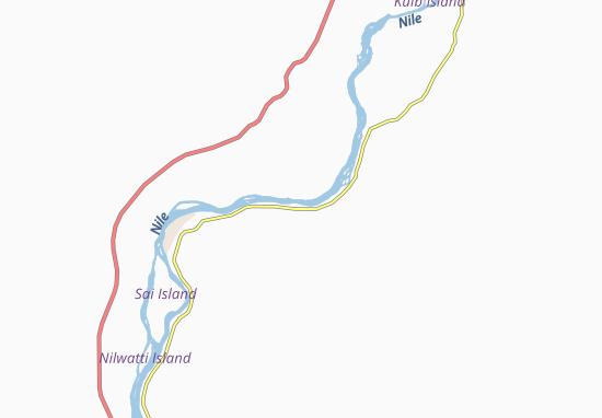 Carte-Plan Ginis-East
