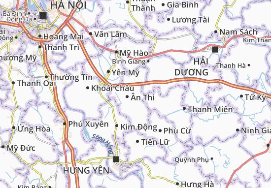 Carte-Plan Hoàng Hoa Thám