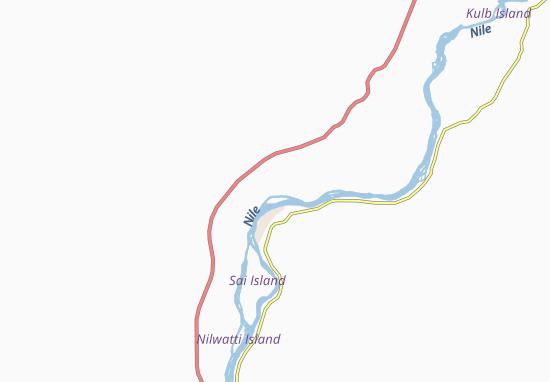 Carte-Plan Amara-West