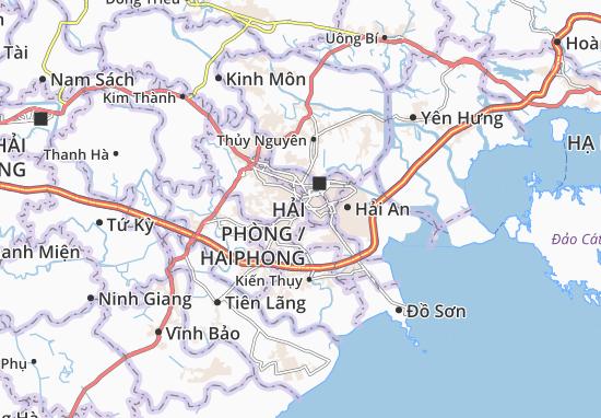 Lãm Hà Map