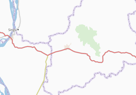 Mappe-Piantine Kyaukpadaung