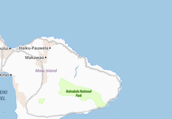 Wailua Map