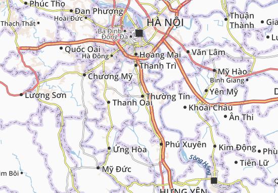 Văn Phú Map