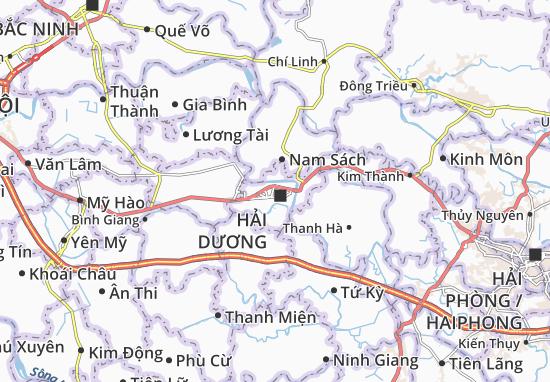 Bình Hàn Map