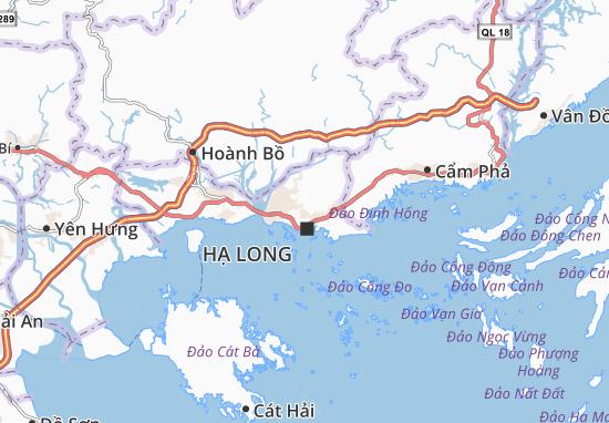 Hà Trung Map