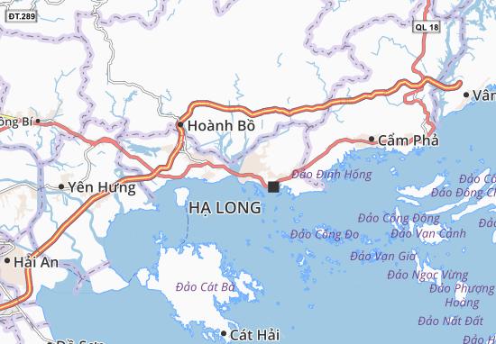 Cao Xanh Map