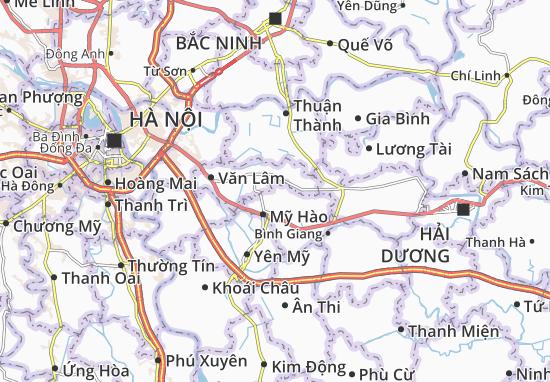 Carte-Plan Phan Đình Phùng