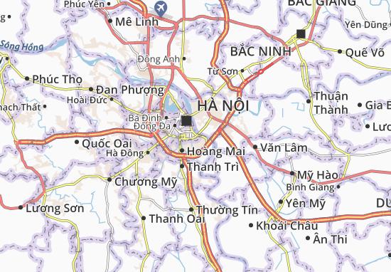 Vĩnh Tuy Map
