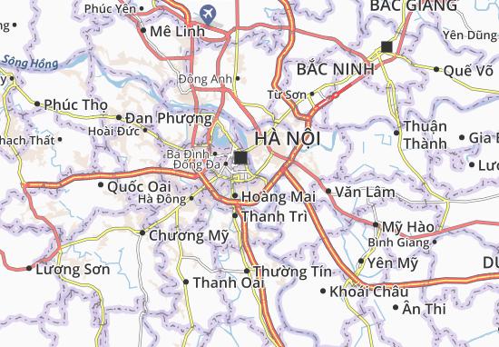 Carte-Plan Thanh Lương
