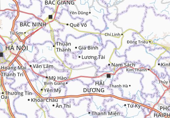 Carte-Plan Trung Chính