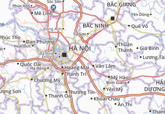 Gia Lâm Map