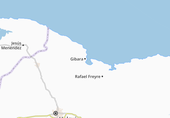 Mappe-Piantine Gibara