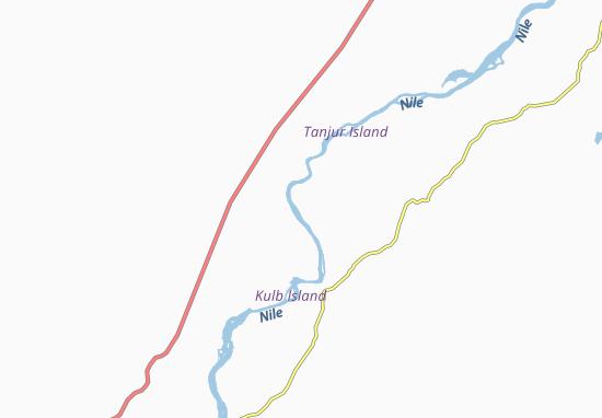 Carte-Plan Ukma-East