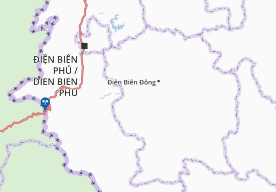 Mappe-Piantine Keo Lôm