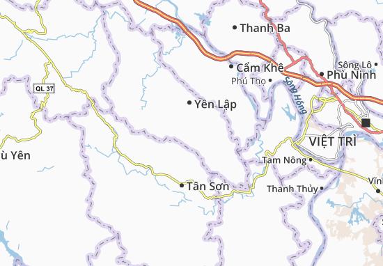 Carte-Plan Phúc Khánh