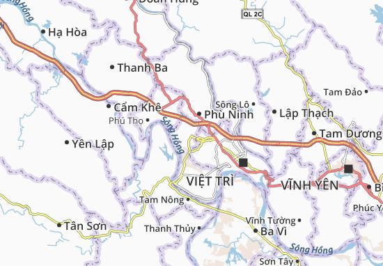 Tiên Kiên Map