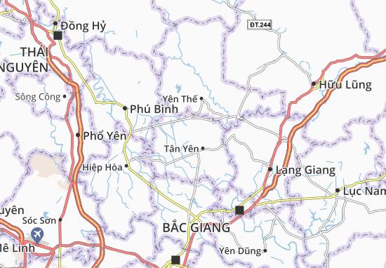 Liên Sơn Map