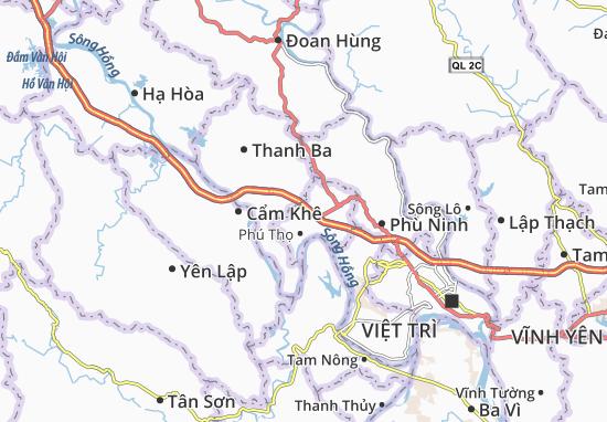 Carte-Plan Văn Lung