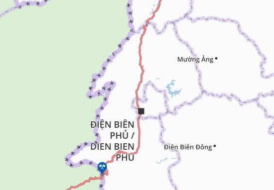Carte-Plan Thanh Nưa