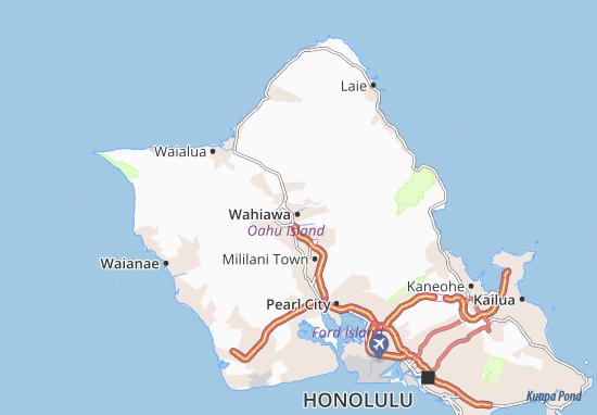 Whitmore Village Map