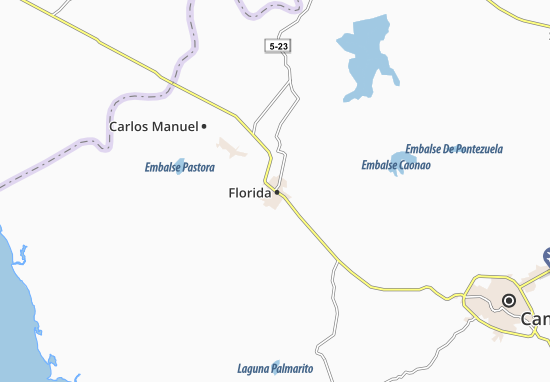 Florida Map Detailed Maps For The City Of Florida Viamichelin