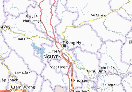 Túc Duyên Map