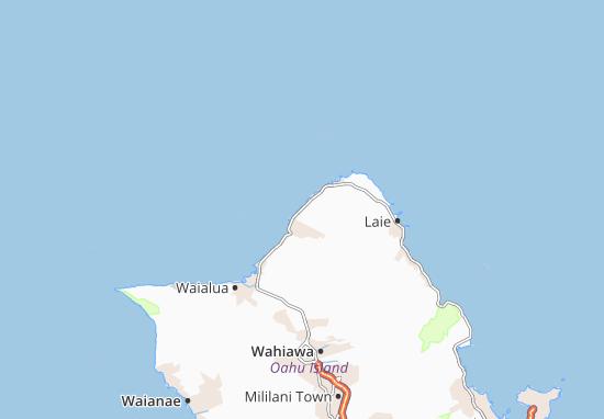 Pupukea Map