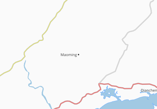 Mappe-Piantine Maoming