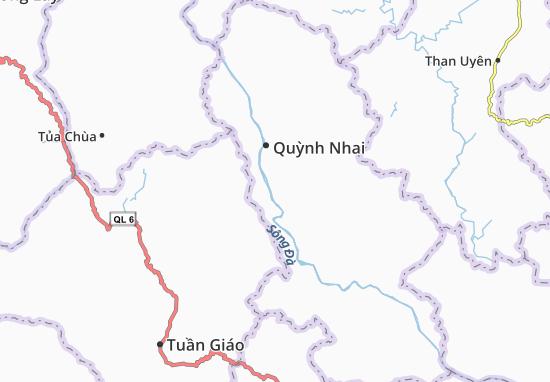 Carte-Plan Pha Khinh