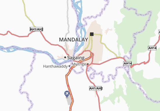 Mapas-Planos Amarapura