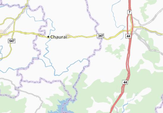 Sankh Map