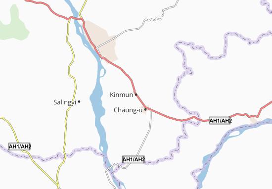 Mapa Plano Kinmun