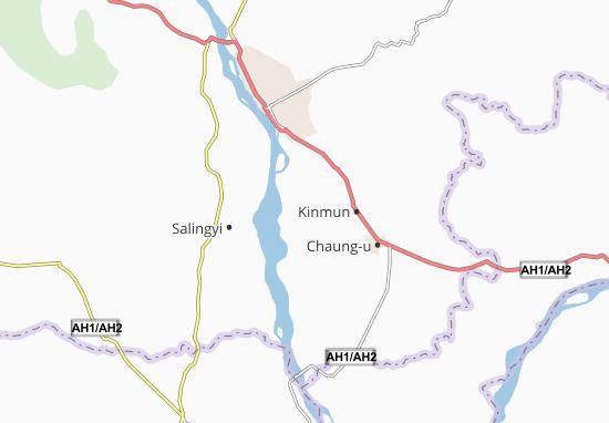 Mapas-Planos Nyaungbyubin