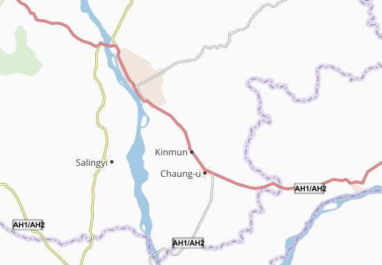 Kyehmon Map
