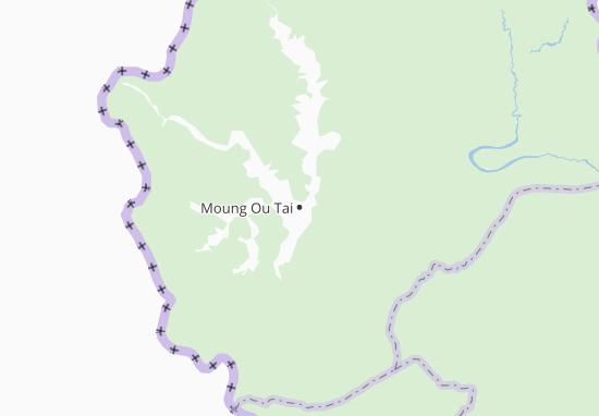 Moung Ou Tai Map